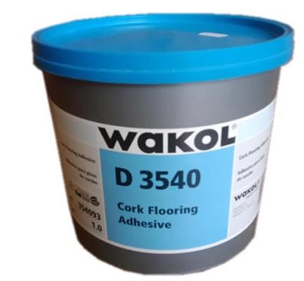 Клей для пробки Wakol D 3540