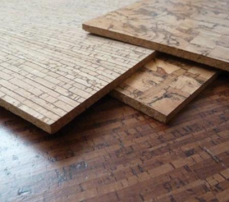 пробковые покрытия в строительстве