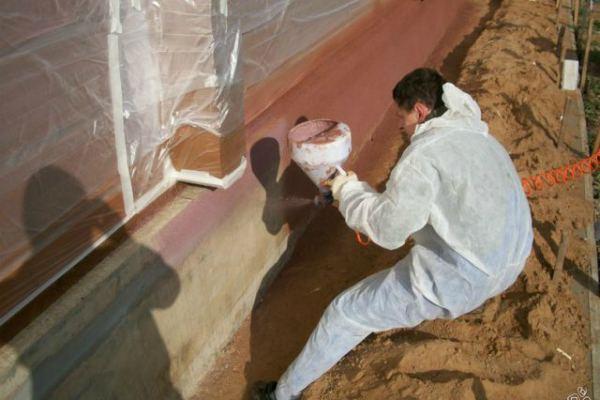 Жидкая пробка в строительстве