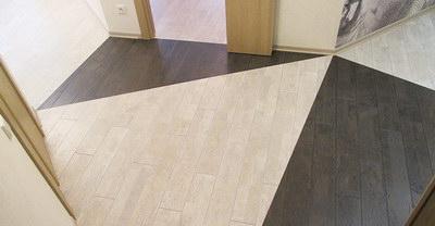 Пробковый ламинат Wicanders Cork Plank в интерьере