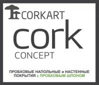 Corkart Cork Concept логотип