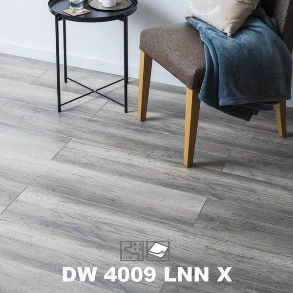 Замковый пробковый пол Corkart Design Concept DW 4009 LNN X в интерьере