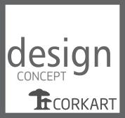Corkart Design Concept логотип