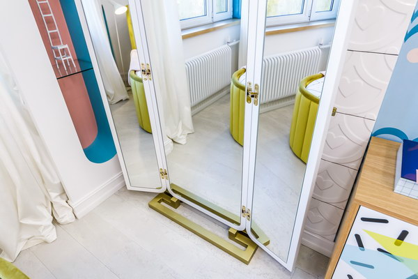 Детская комната с пробковым поломCorkstyle CorkPro Comprido Milk фото 3