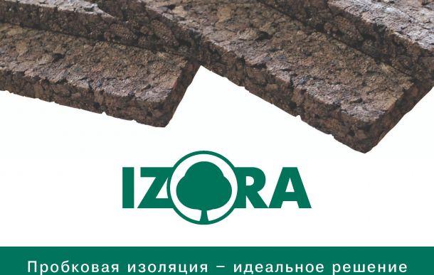 Пробковый агломерат Izora купить в салоне Cork-24