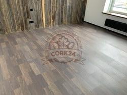 Укладка замкового пробкового пола Corkstyle Wood - фото 3