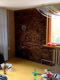 Отделка стен декоративными пробковыми панелями - фото 1
