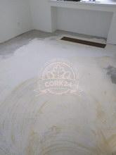 Укладка клеевого пробкового пола Corkstyle с подготовкой стяжки - фото 2