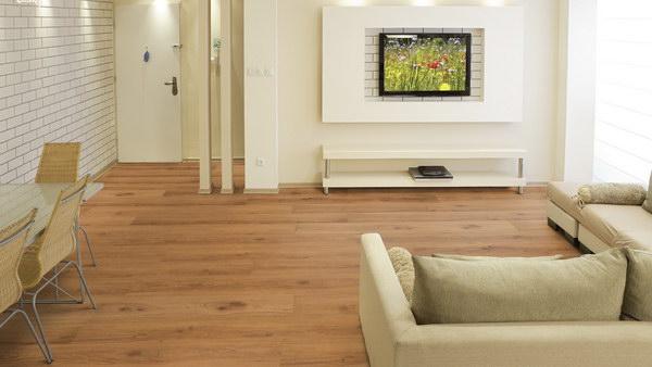Пробковый пол Wicanders Wood Essence в интерьере