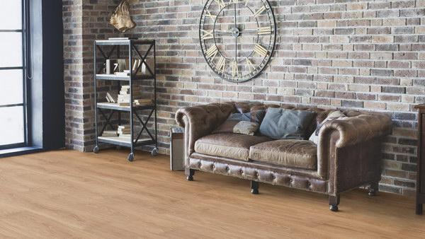 Пробковый ламинат Wicanders Wood Essence в интерьере