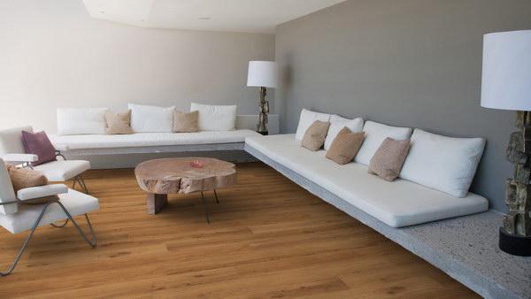 Пробковый ламинат Викандерс Wood Essence в интерьере